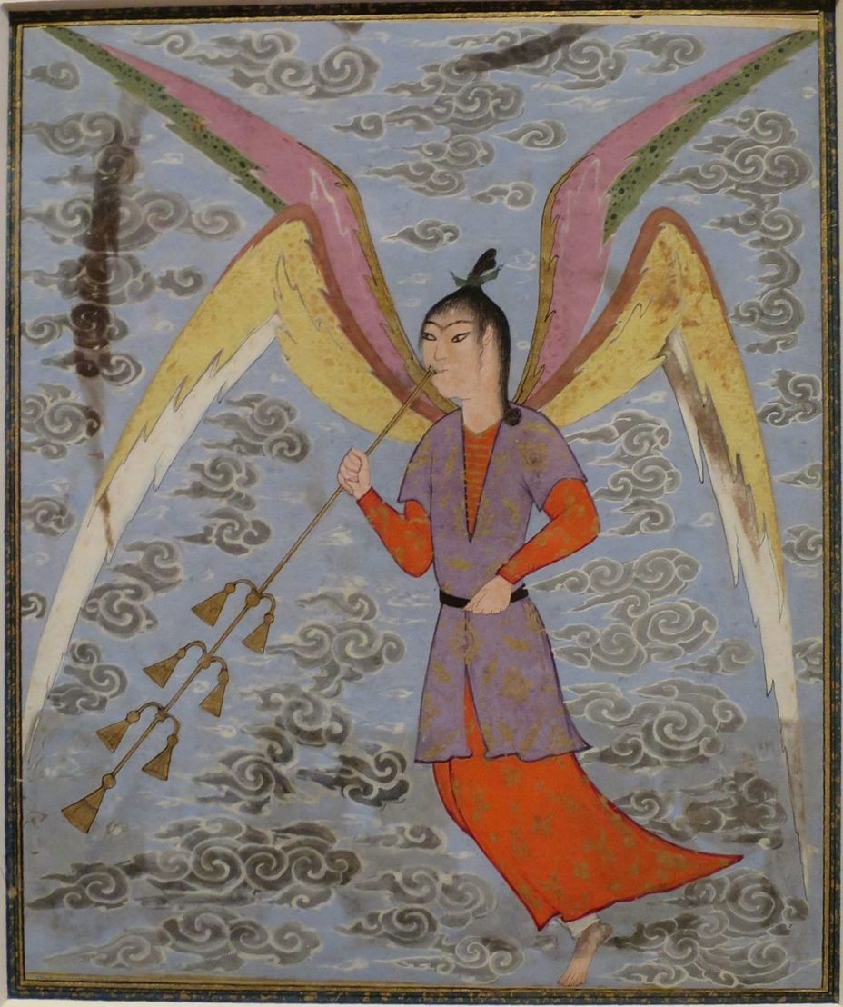 Israfil, the Islamic Angel