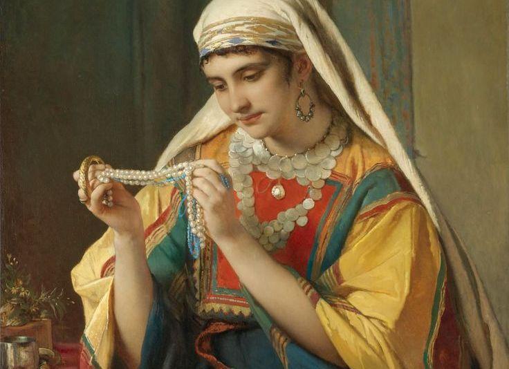 pre-islamic women